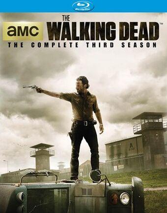 The Walking Dead The Complete Third Season Walking Dead Wiki Fandom