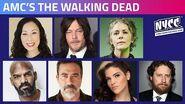 AMC's The Walking Dead Cast Interview