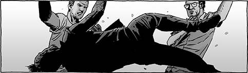 Axel TWD/Issue 119 Preview and Speculation