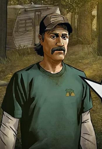 Kenny (Road to Survival)