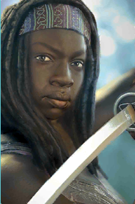 Michonne Hawthorne (Our World)