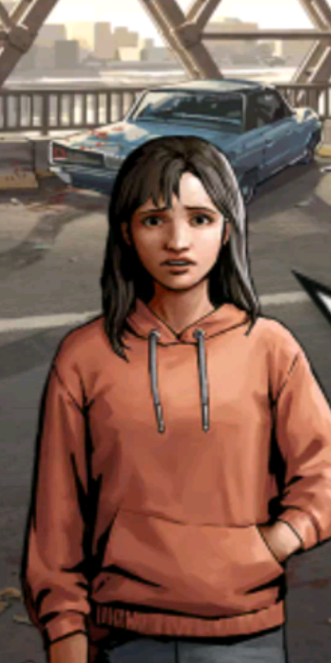 Luisa (Road to Survival)