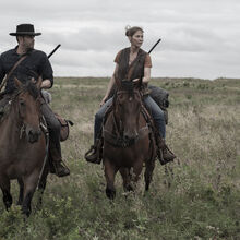 5x16 john and june riding.jpg