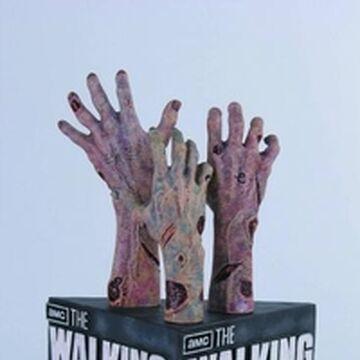 The Walking Dead Bookends Set Walking Dead Wiki Fandom
