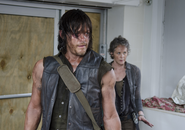 AMC 506 Daryl and Carol