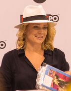 Laurie Holden FanExpo 2013