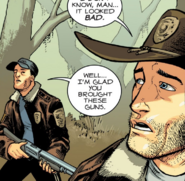Issue 3 Deluxe - Rick & Shane
