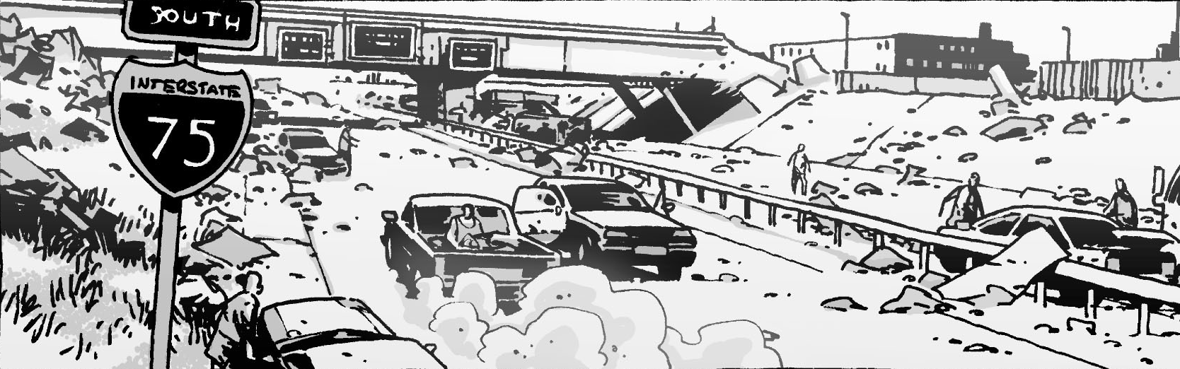 Interstate 75 (Comic Series)