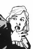 Carol Eating