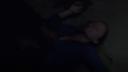 Laura falls hard