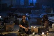 Michonne rick grimes night 7x12