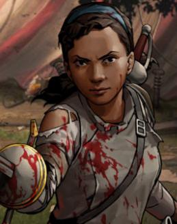 Priya (Road to Survival)