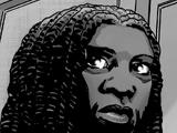 Michonne Hawthorne (Comic Series)