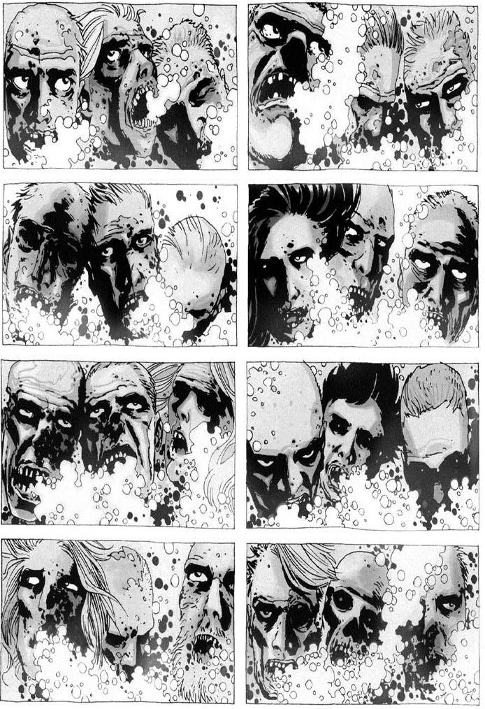 The Governor's Victims (Comic Series)