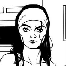 Claudia Walking Dead The Alien 01.png