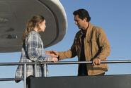 Season 2 Alicia and Travis