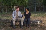 Abraham Ford Sasha Williams 7x16