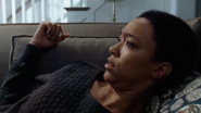 Sasha Williams Wakes Up in Flashback 7x16 The First Day of the Rest of Your Life TWD