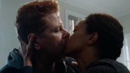 Sasha Williams Abraham Ford Kiss 2