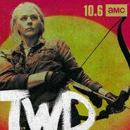 TWD Season 10 Carol Peletier Promo