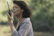 9x05 Anne radios the choppa