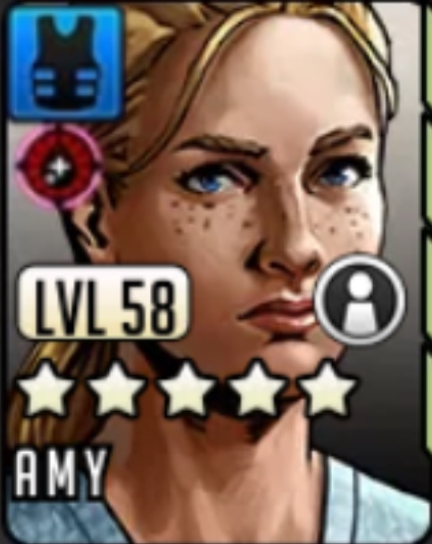 Amy (Road to Survival)