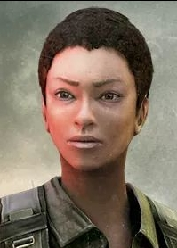Sasha Williams (No Man's Land)