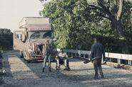 4x11 Morgan, Wendell and Sarah 2