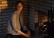Carol peletier 7x10 fire