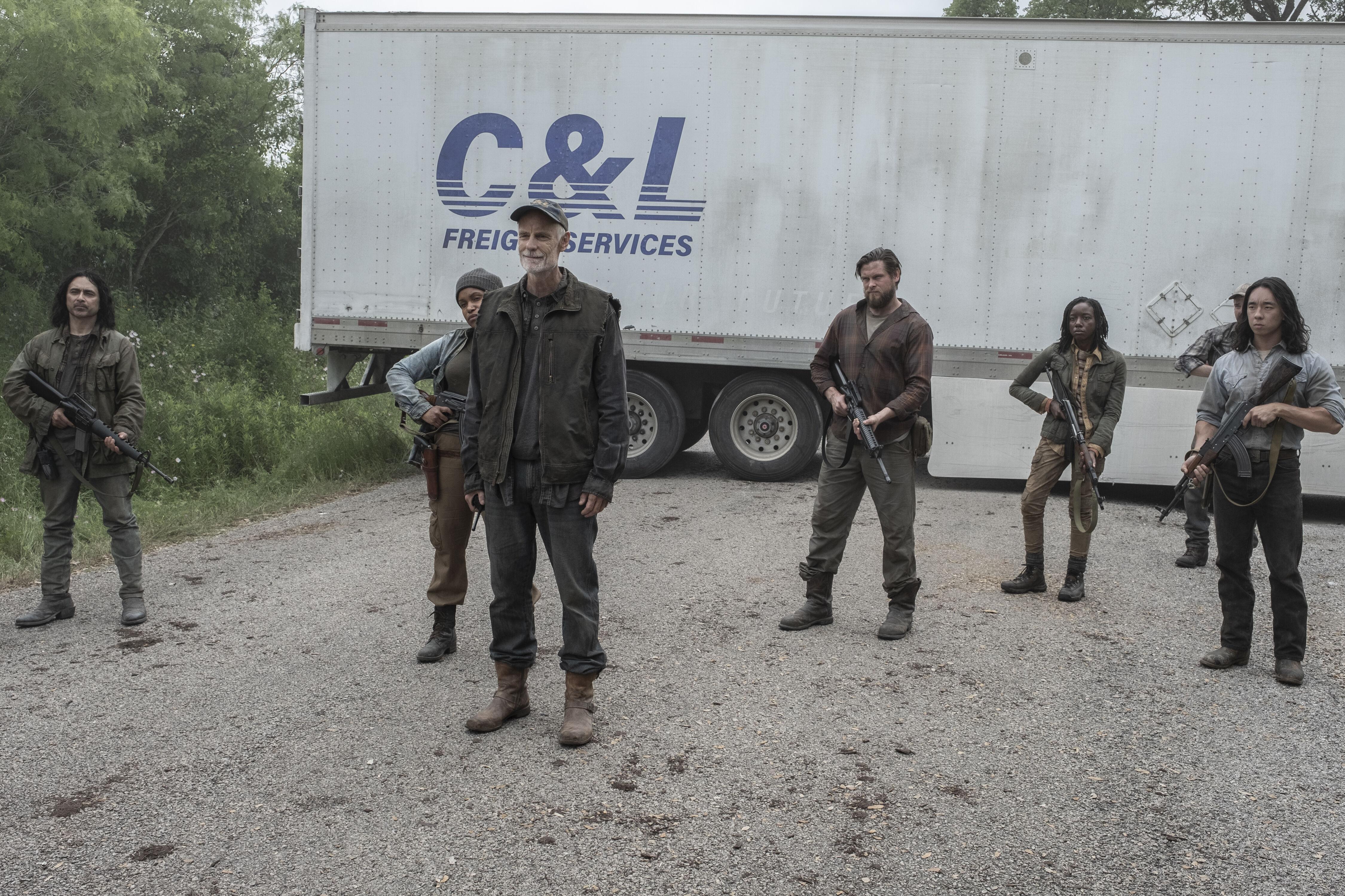 Logan's Crew