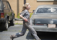 AMC 504 Beth Fleeing