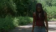 Michonne Run 7x07