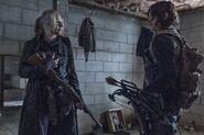 11x07 Leah and Daryl