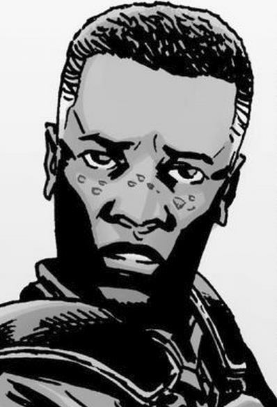 Darius (Comic Series)