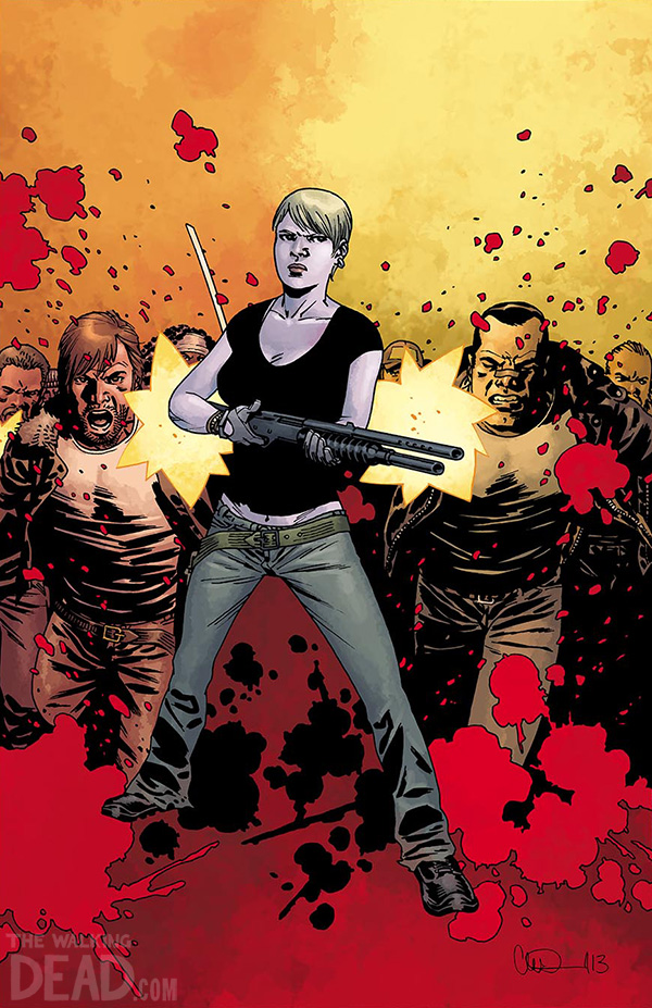 Axel TWD/Covers for Issue 116, Issue 117, and Volume 19