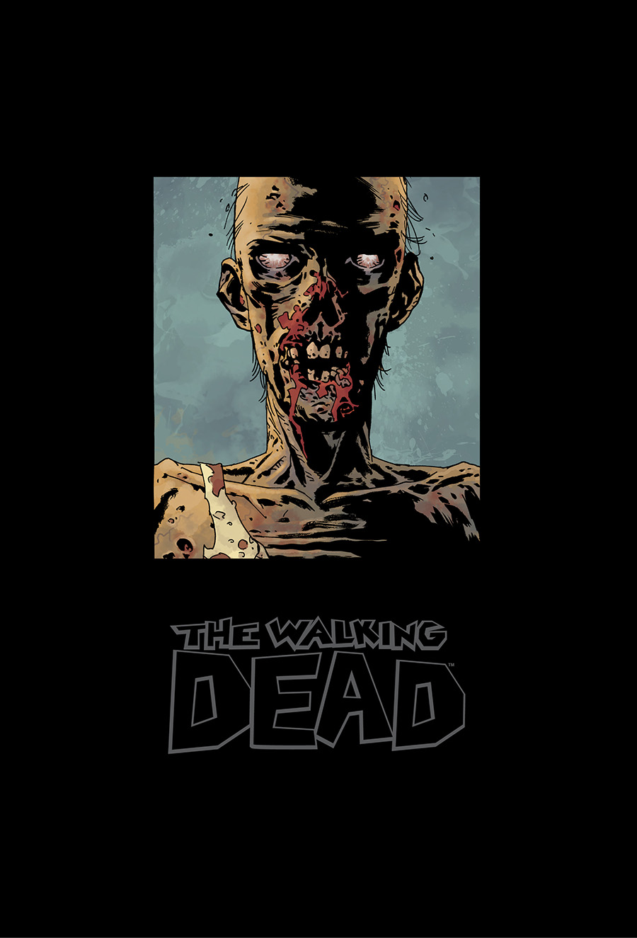 The Walking Dead: Omnibus Eight