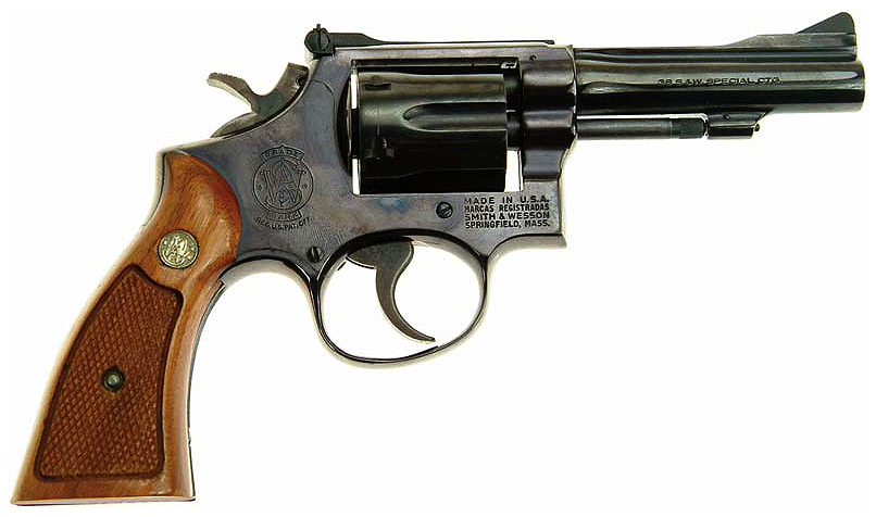 Smith & Wesson Model 15