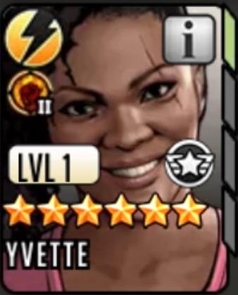 Yvette Brown (Road to Survival)