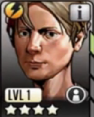 Beth (Road to Survival)