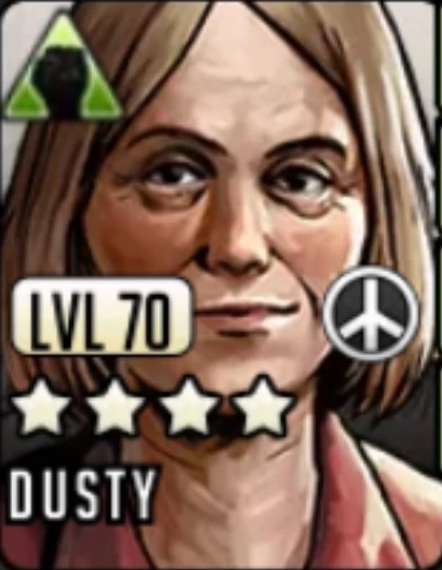 Dusty (Road to Survival)