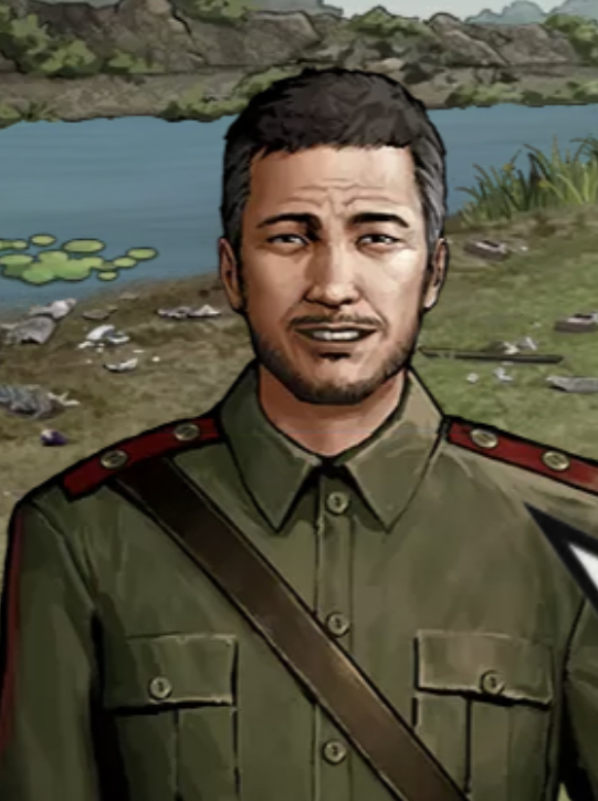 Ying Hengyen (Road to Survival)