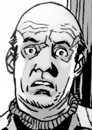 Mr. Harlan (Comic Series)