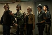 FTWD 6x11 We Are Leaving