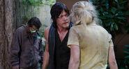 Beth and Daryl argue!