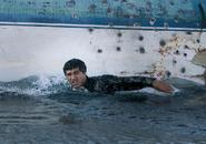 FTWD 201 Travis Swimming