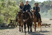 FTWD 6x09 They Are Back