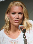 Laurie Holden Comic-Con 2012