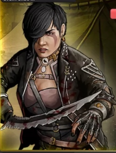 Raven (Road to Survival)
