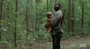 Tyreese and Judith 4x10