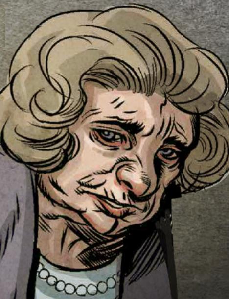 Mrs. Heller (Dead Reckoning)